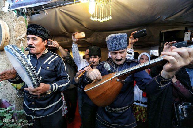 """مهرجان """"القرية"""" في """"زنجان"""" الإيرانية 9"""