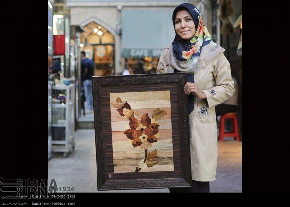 اصفهان مدینة الصناعات اليدوية 9
