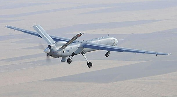 جيش الكيان الاسرائيلي .. اسقاطنا طائرة مسيرة يرجح ان تكون ايرانية الصنع؟!