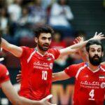 Iran Wins Bronze at FIVB World Grand Champions Cup
