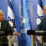 Israel Resorts to UN to Calm Its Regional Fears