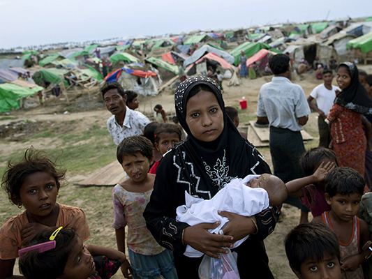 Iran Can Play Key Role in Ending Massacre of Myanmar Muslims: MP