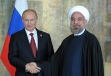 Iran, Russia Having Best Relations Ever: Envoy