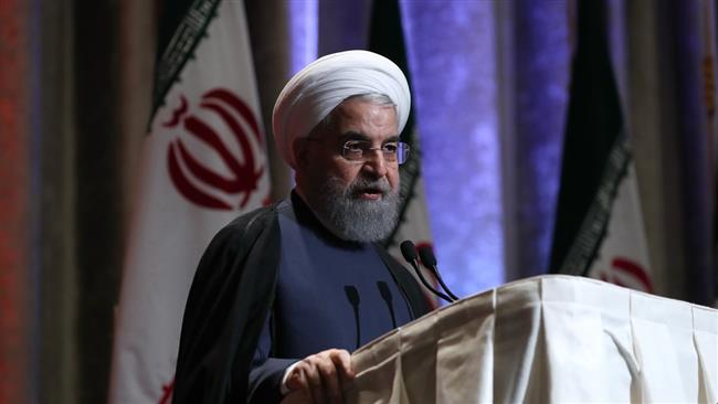 Iran to Give Due Response to Violation of Nuclear Deal: Rouhani in New York