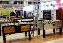 Int'l Sporting Goods Exhibition Underway in Iran