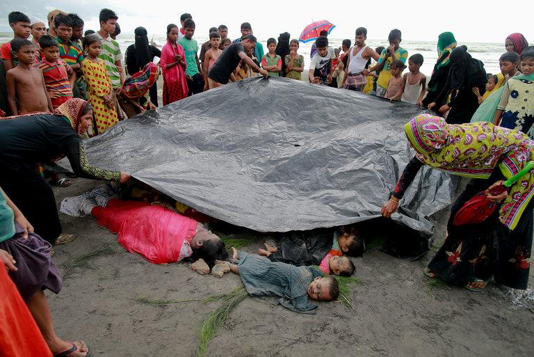 Suu Kyi skips United Nations meet as Rohingya crisis escalates