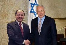 نفع اسرائیل در جدایی کردستان از عراق چیست؟