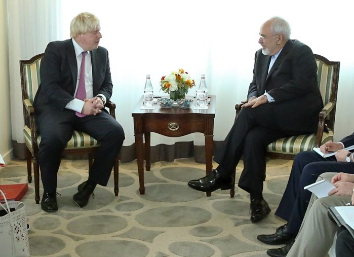 Iran Nuclear Deal Must Be Preserved: Britain's Johnson