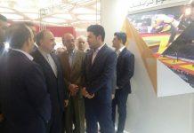 افتتاح معرض طهران الدولي الـ 16 للاجهزة الرياضية