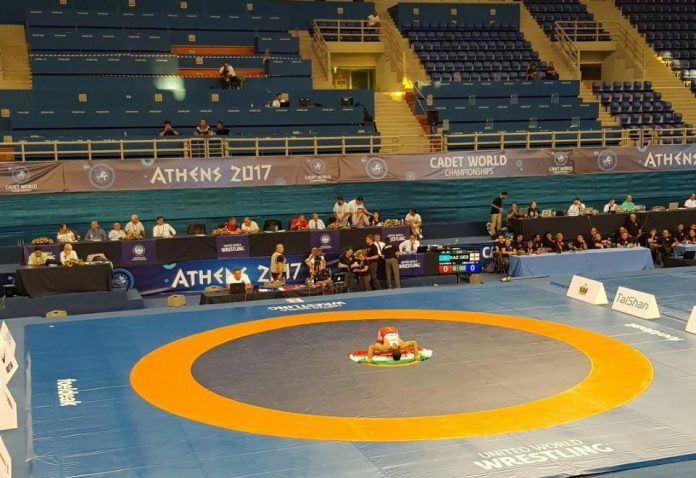 ناشئة ايران يحرزون 3 ميداليات في بطولة العالم للمصارعة الرومانية