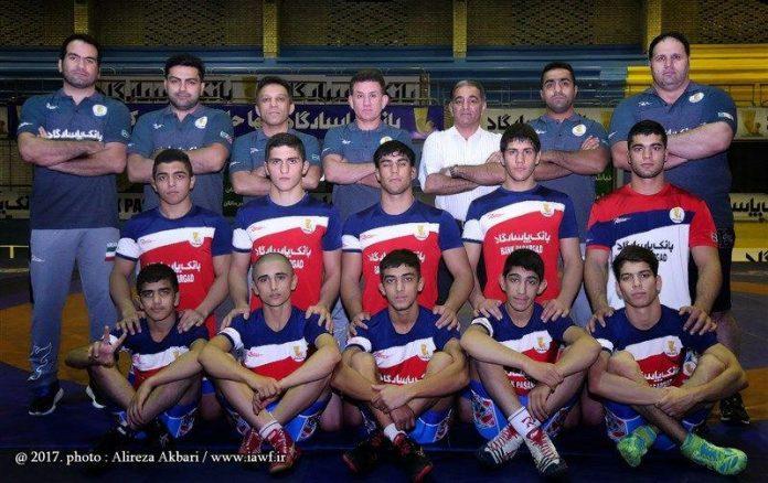 ناشئة ايران يحصدون المركز الرابع ببطولة العالم للمصارعة الحرة
