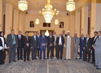 السفير الايراني يجيب على أسئلة النخب العراقية