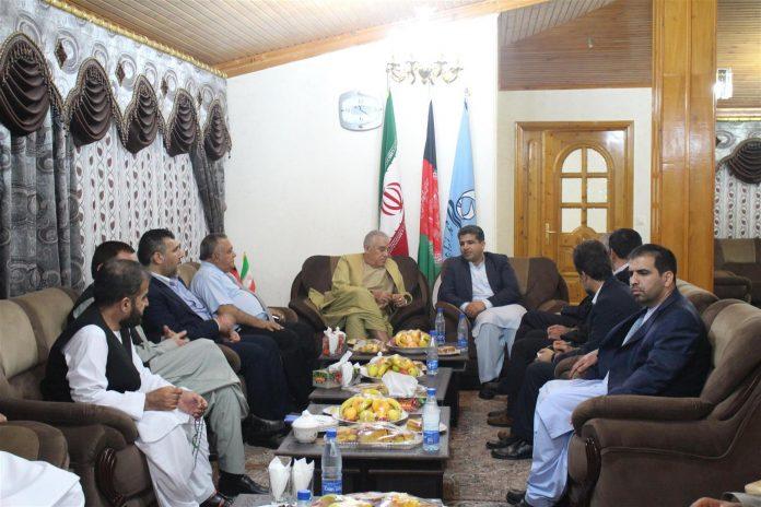 والي قندهار.. ايران لعبت دورا هاما في تطوير افغانستان