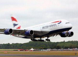 الخطوط الجوية البريطانية تفتتح مكتبا مركزيا في ايران
