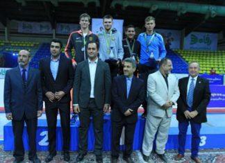 ایران تنال المركز الثالث فی بطولة الشباب العالمیة للشیش الفردی