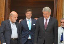 سفير ايران في العراق ونظيره الفرنسي يبحثان استفتاء اقليم كردستان