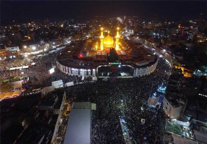2.5m Iranians to Take Part in Arba'een Pilgrimage
