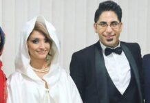 Wedding Ceremony of Iranian Acid Victim Goes Viral
