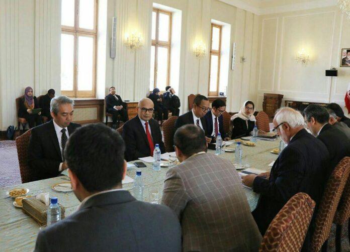 Tehran, Jakarta Discuss Promotion of Reciprocal Ties