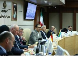 Iran Welcomes Joint Ventures with Germany: Health Minister