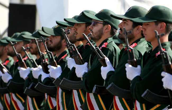 'Trump's Remarks Only to Increase Popular Support for IRGC'