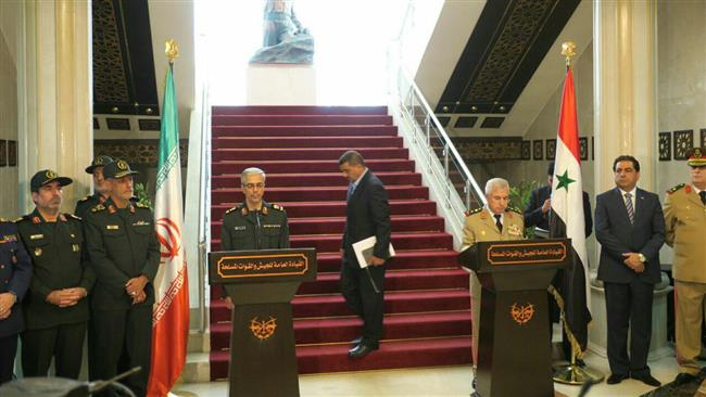 Iran's Top General Condemns Israel's Violation of Syria's Territorial Integrity