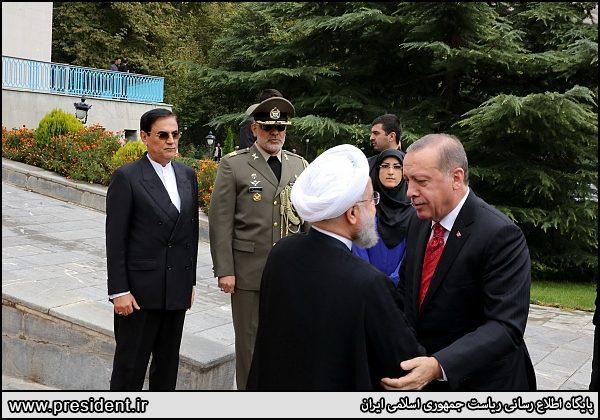 الرئيس الايراني يعزي بوفاة جلال الطالباني 1