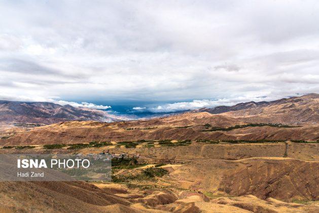 زیباییهای منطقه کوهستانی الموت1