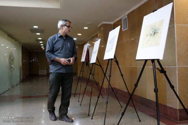 """معرض """"الخليج الفارسي"""" في طهران 1"""