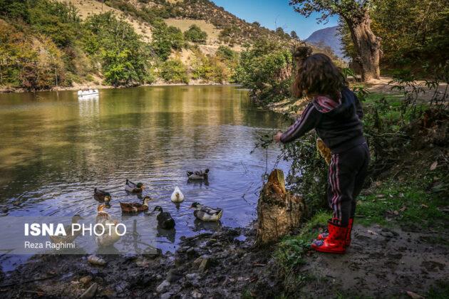 Iran's Beauties in Photos: Shourmast Lake 1
