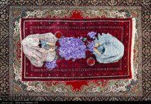 جني محصول الزعفران في خراسان الشمالية 1