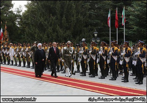 الرئيس الايراني يعزي بوفاة جلال الطالباني 10