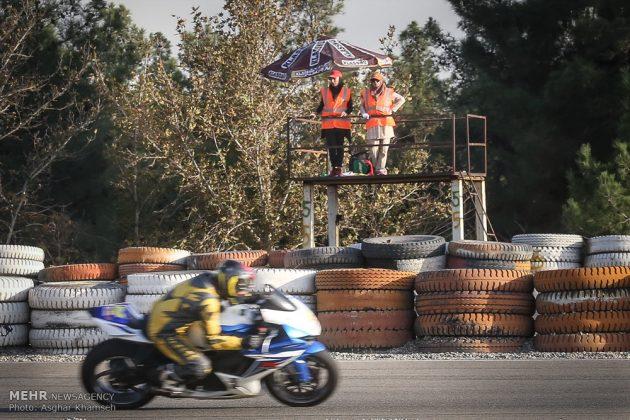 مسابقات الدراجات النارية لقوى الأمن الداخلي 10