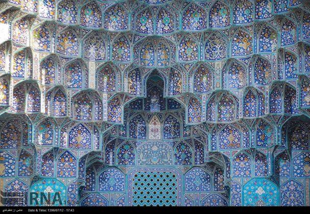 مسجد الامام في اصفهان 10