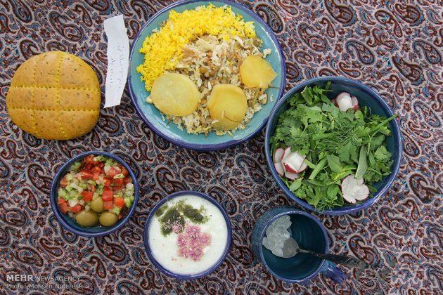 مهرجان الأطعمة المحلية في خراسان الجنوبية 10