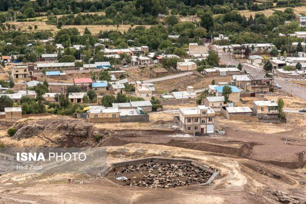 زیباییهای منطقه کوهستانی الموت10