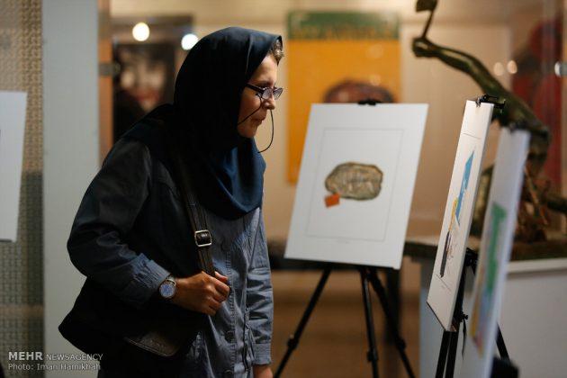 """معرض """"الخليج الفارسي"""" في طهران 10"""
