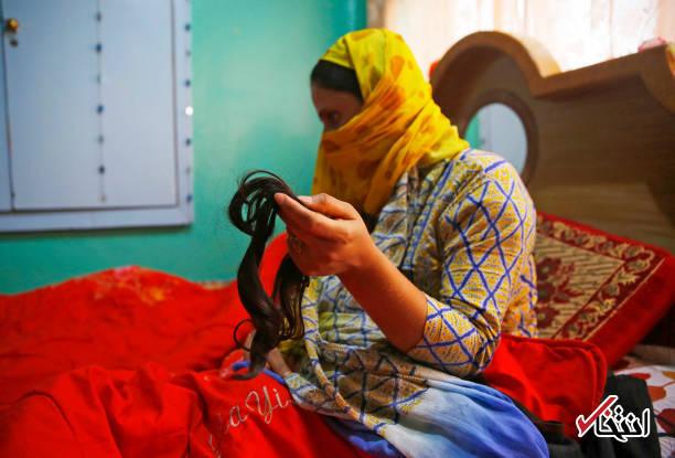 بحران در کشمیر؛ گیس زنان در خواب بریده میشود!10