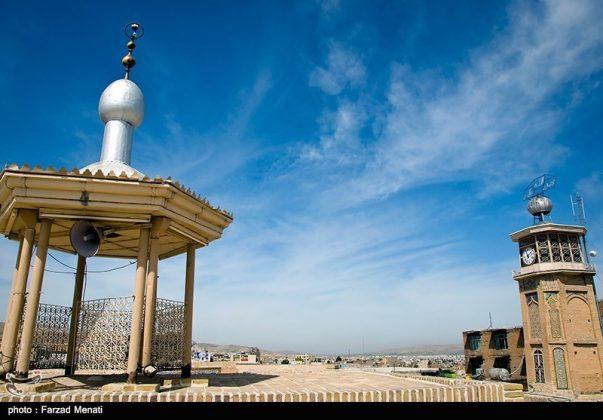 مسجد عماد الدولة التاريخي في كرمانشاه الايرانية10