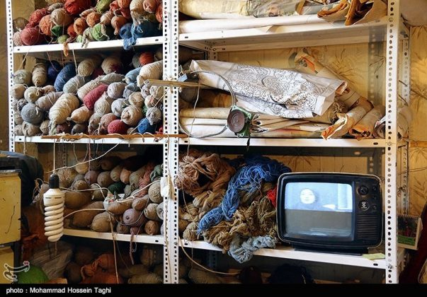 سوق السجاد في مدينة مشهد 10