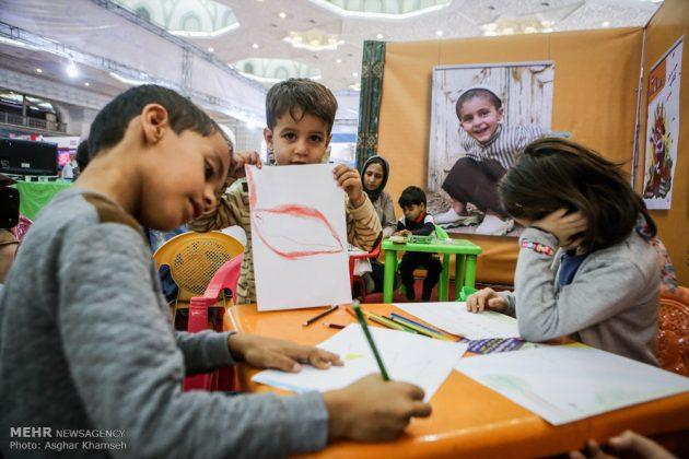 معرض الصحافة ووكالات الأنباء في طهران10