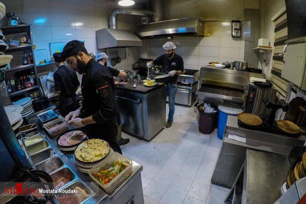 راهاندازی اولین رستوران رباتیک ایران10