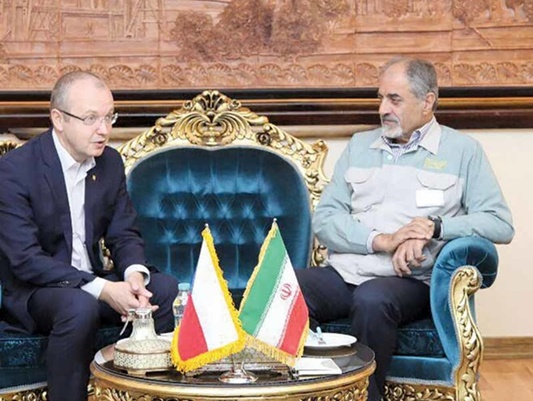 Czech Republic Interested in Investing in Iran's Steel Industry