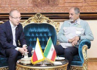 جمهوری چک خواهان همکاری با صنعت فولاد ایران