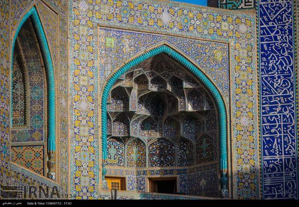 مسجد الامام في اصفهان 11