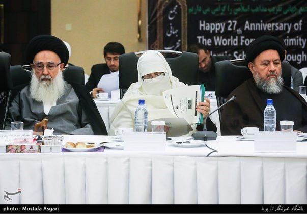 طهران .. مؤتمر دبلوماسية الوحدة الإسلامية 11