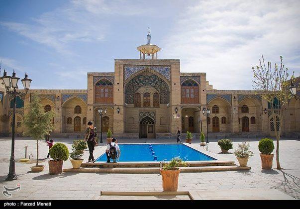 مسجد عماد الدولة التاريخي في كرمانشاه الايرانية11
