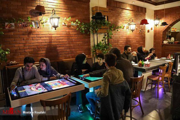 راهاندازی اولین رستوران رباتیک ایران11