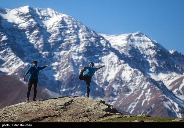 مرتفعات مازيجال الساحرة في ايران 11