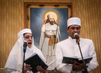 """الزردشتيون في ايران يحتفلون بمراسم عيد """"مهركان"""" 11"""